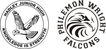 Hadley Jr. & Philemon Wright High Schools Logos